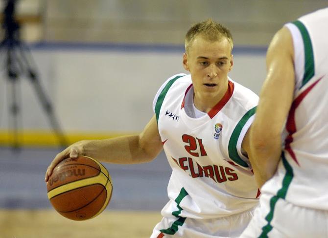Команда Кривоноса доказала, что может играть в баскетбол очень даже здорово