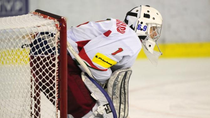 Белорусские голкиперы на молодежном чемпионате мира показали не лучшую игру.