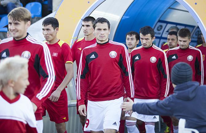 Игра белорусов со сборной Кыргызстана оставила в сердцах белорусских болельщиков противоречивые эмоции