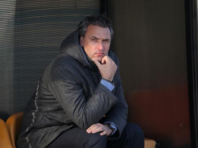 Роберт Маскант задумался о составе «Динамо»