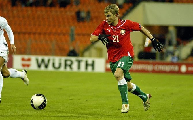 Хоть Дмитрий Молош давненько не выходил на поле в основном составе сборной, но против албанцев он сыграл очень уверенно