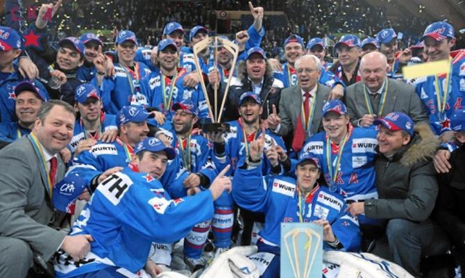 Как отразится на СКА победа в Кубке Шпенглера?