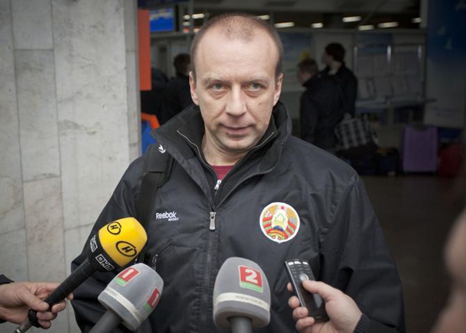 Игра с «Динамо» будет проходить для Андрея Скабелки особый подтекстом.