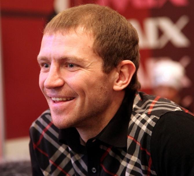 Виталий Булыга готов играть за родной