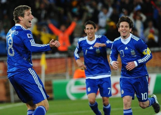 У Аргентины три победы в трех матчах вопреки всем прогнозам.