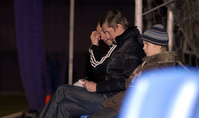 Юрий Вергейчик пока не рвется на тренерскую должность