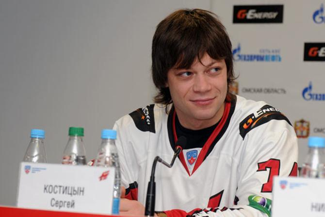 Сергей Костицын с помощью партнеров по