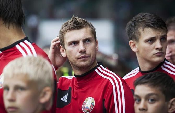 После первого мяча Олегу Веретило было над чем задуматься