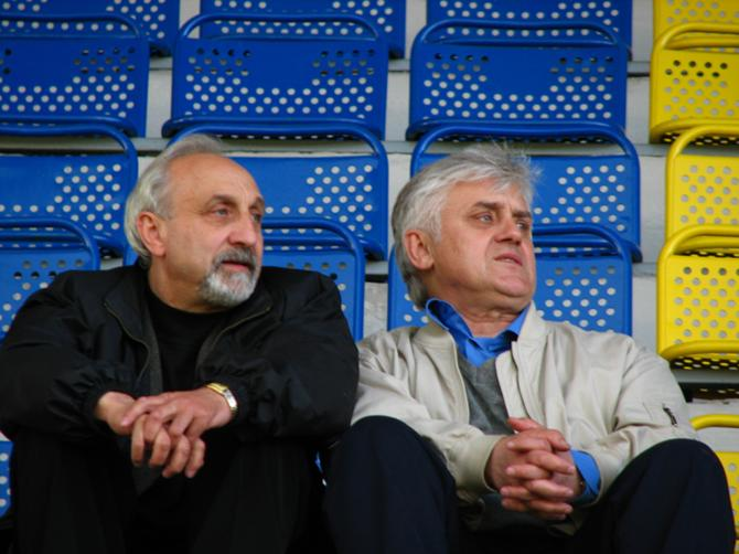 Цвет могилевского футбола: когда-то Михаил Басс возглавлял