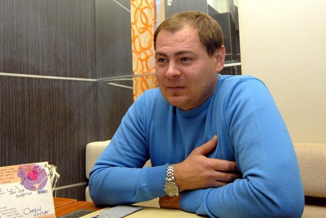 Вадим Бекбулатов немного устал от хоккея.