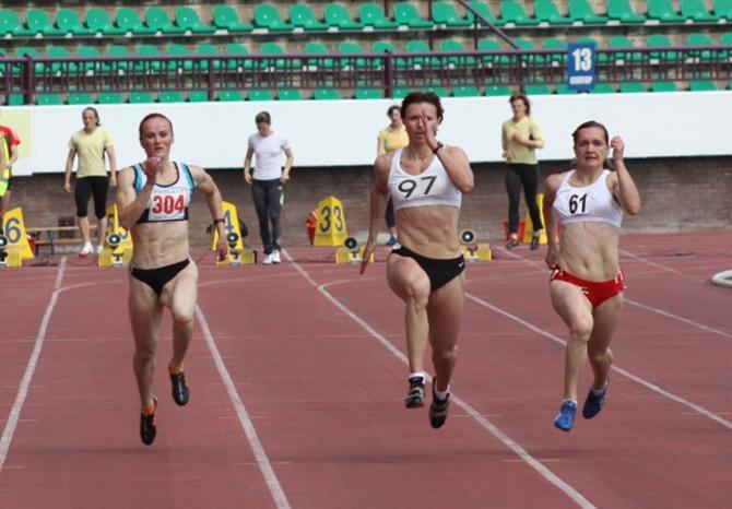 Для Юлии Нестеренко (№97) первый старт в сезоне закончился дисквалификацией