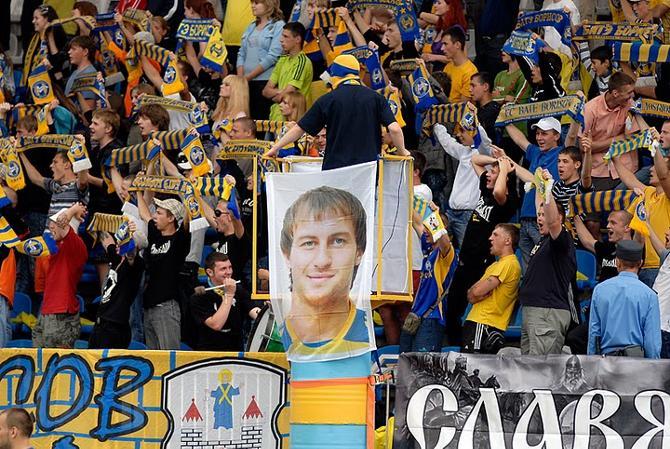 Вряд ли где-то Игоря будут любить так, как в Борисове
