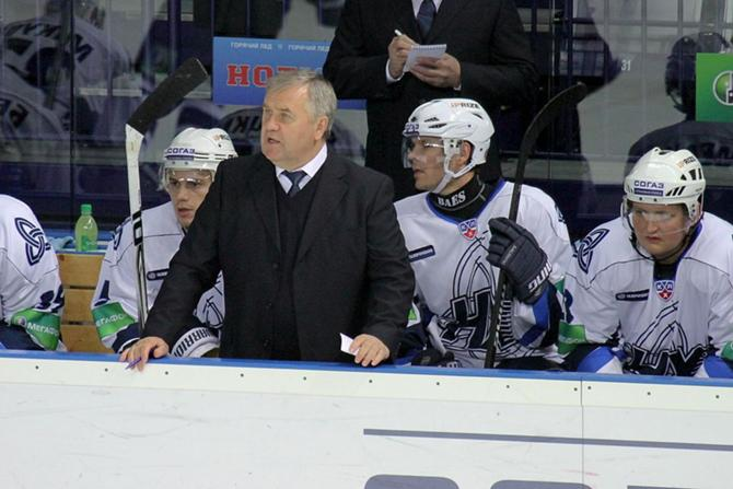 Кадровые решения Владимира Крикунова в команде не оспаривают.