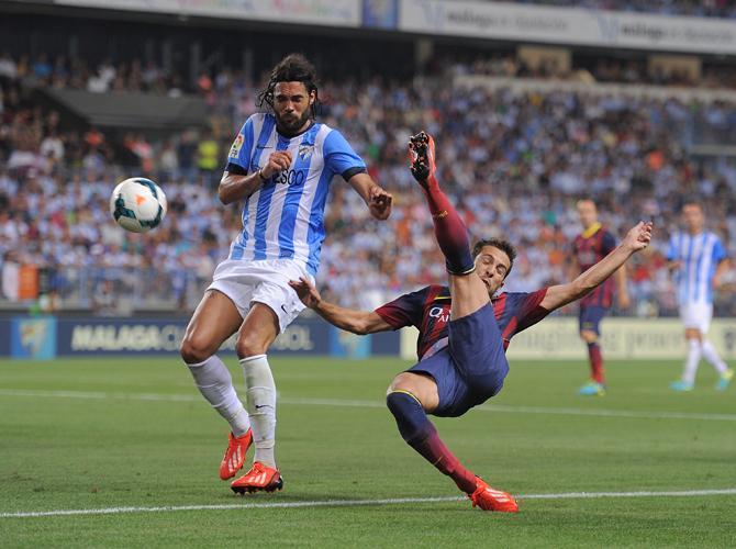 Без Месси победы «Барселоне» даются тяжелее