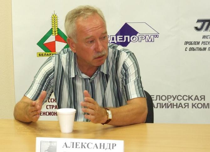 Александр Корешков просит немного времени
