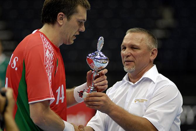Сергей Рутенко провел первый матч в роли капитана сборной Беларуси.