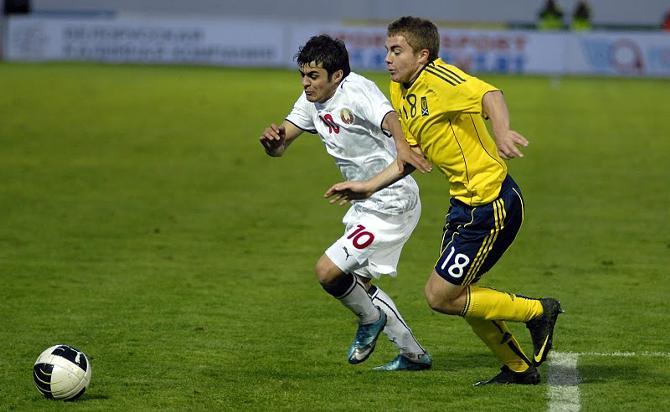 Блистательные голы Владимира Юрченко заинтересовали самые разные клубы.