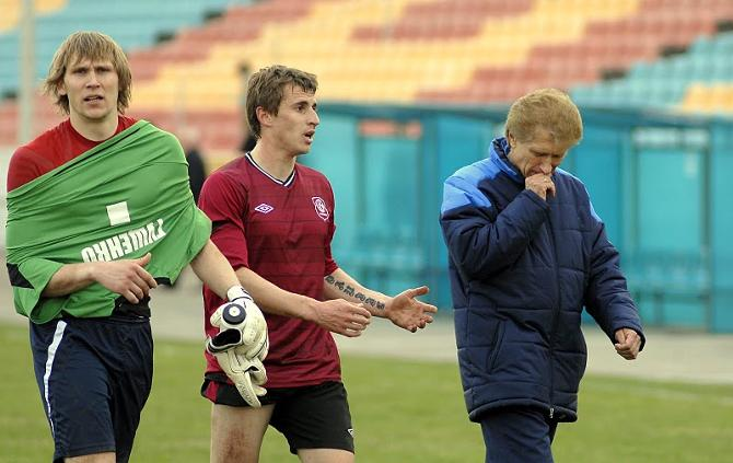 Команда Сергея Боровского вновь показала не самый зрелищный футбол и вновь победила