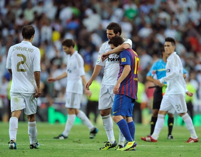 Лионель Месси не феерил как он это умеет делать, но свой гол забил.