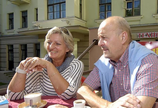 В этом сезоне супруга планирует чаще навещать Марека в Минске.