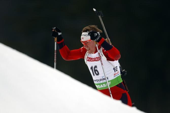 На этот раз победу одержал Эмил Хегле Свенсен.