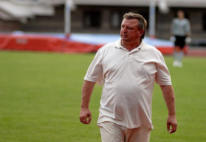 Юрий Пунтус не считает нужным привлекать к работе со сборной Беларуси иностранного специалиста