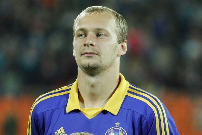 Причиной временного расставания БАТЭ и Максима Бордачева стало малое количество игрового времени защитника