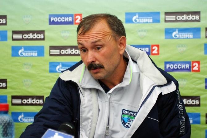 Игорь Криушенко так и не поработал на родине после увольнения из