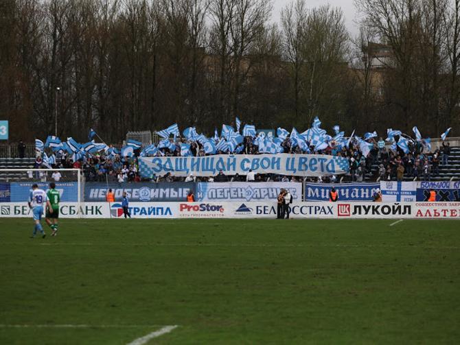 Фанаты минского «Динамо» не могут простить игрокам равнодушия