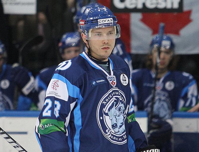 Ладислав Надь уверен, что еще не показал свой лучший хоккей в
