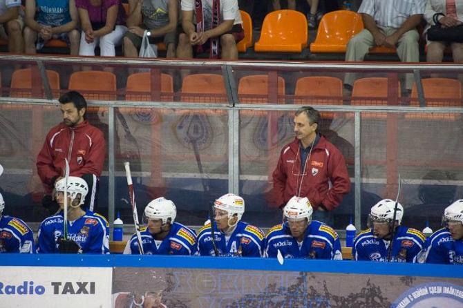 Евгений Лебедев призван сделать «Унию» из Освенцима узнаваемой в польском хоккее.