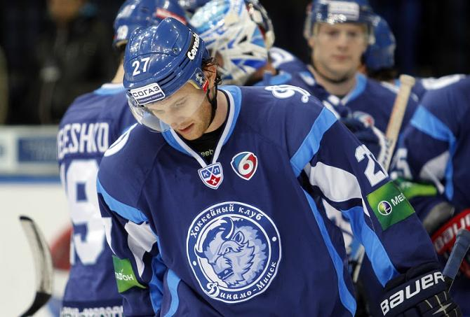 Алексей Ефименко – лучший снайпер «Динамо» наряду с Микфликером и Платтом