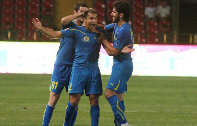 Тимофей Калачев забил шикарный мяч