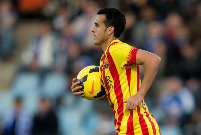 На зимний перерыв «Барселона» ушла лидером чемпионата