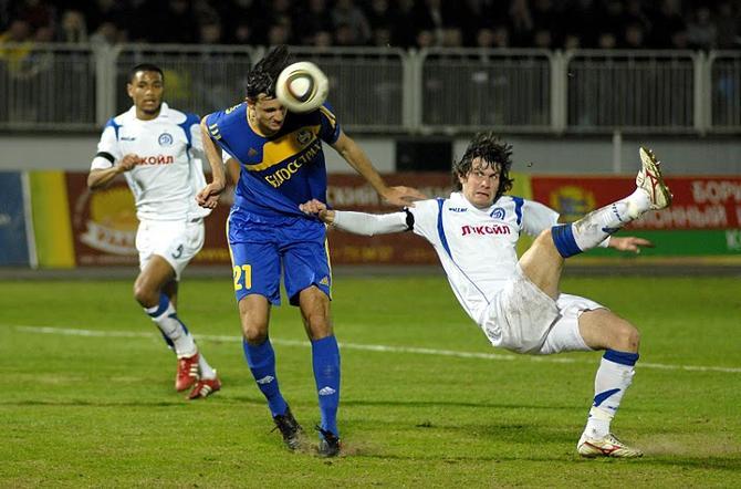 Сергей Румас отметил, что команды постепенно прибавляют в качестве игры