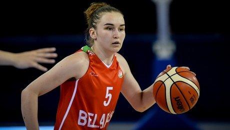 Венская и Василевич – новые звезды белорусского баскетбола. Если их заметят