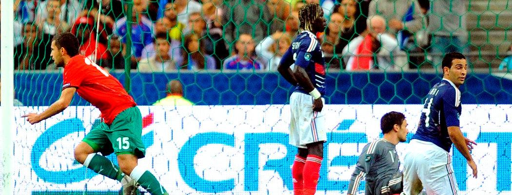 Франция, которую сборная Штанге обыграла в 2010-м: где сейчас они, а где мы