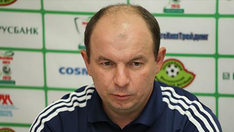 «Гомель» проиграл «Ислочи», а Геращенко назвал кое-кого щенками. Что случилось?