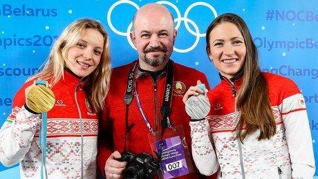 «Стоит Тихон, его нужно отснять, а китаец толкает в ответ». Белорусский фотограф – о том, что происходит на Олимпиадах