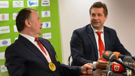 «Хочешь из воздуха приписать еще три кубка?» Тренеры «Юности» и «Немана» зарубились на пресс-конференции