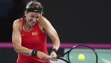 Азаренко и Соболенко сражались за финал, но австралийки оказались сильнее