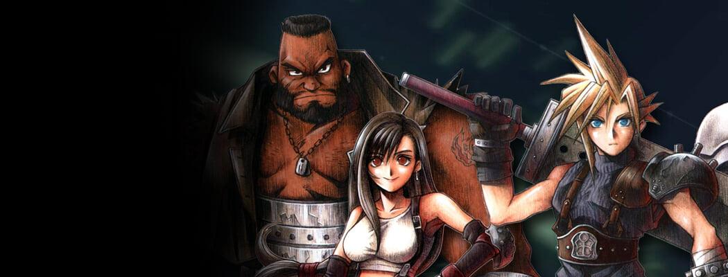 Впервые прошел Final Fantasy VII 1997 года. Режиссура в ней лучше, чем в Death Stranding