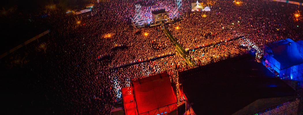 «Танки» – гордость Беларуси. На фестивалях – 250 тысяч людей и Offspring, самосвалы красят в цвета игры