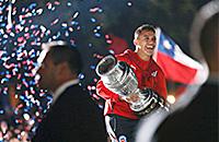 10 человек, которые привели Чили к победе в Кубке Америки