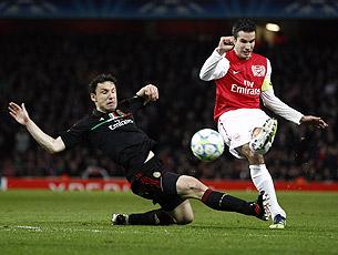 «Главным приобретением «Арсенала» будет сам ван Перси»