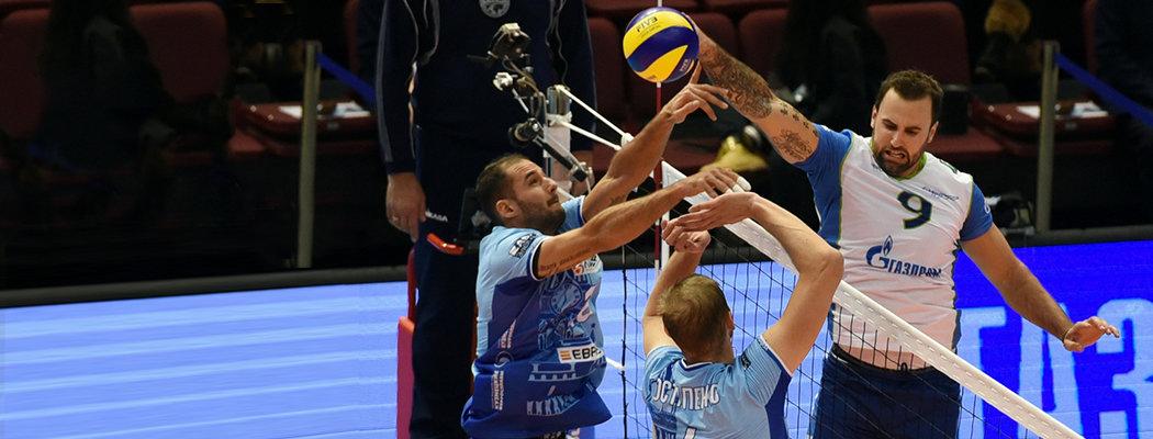 Скандал в волейболе: судьи помогли «Зениту», инспектор обманул капитана, а Орлов устроил шоу на ТВ