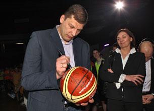 Сергей Панов: «Главная моя функция – заразить нижегородцев баскетболом»