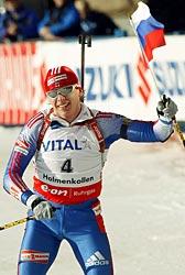 Иван Черезов побеждал на первом и последнем этапах Кубка мира