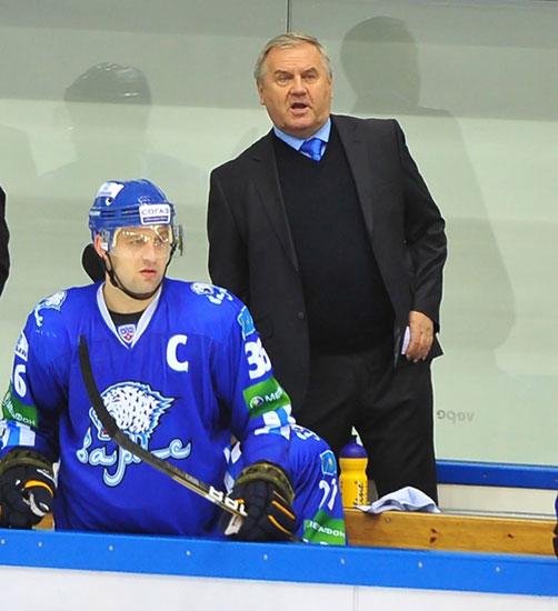 «Крикунов спит и видит встречу с «Ак Барсом» в плей-офф»