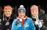 11 русских биатлонистов, у которых есть личное золото ЧМ